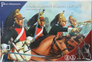 Perry Miniatures 28mm FN-130 French Dragoons 1812-15